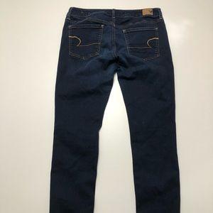 American Eagle Jegging Super Stretch Jeans Size 10